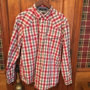 Hilfiger Denim shirt men's